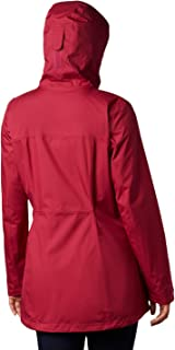 Columbia Splash A Little Ii - Chaqueta Impermeable Mujer