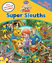 First Look and Find: My Friends Tigger & Pooh, Super Sleuths (My First Look and Find)