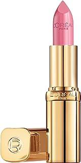 L'Oréal Paris Color Riche 303 Rose Tendre, kleurintensieve lippenstift met voedende oliën, romige textuur voor maximaal li...