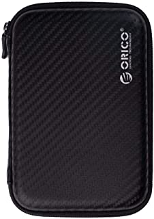 ORICO 2.5 Inch Portable Hard Drive Protection Bag - Black