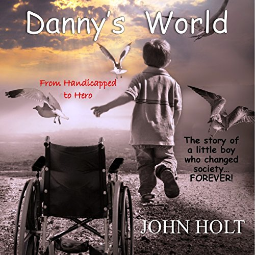 Danny's World audiobook cover art
