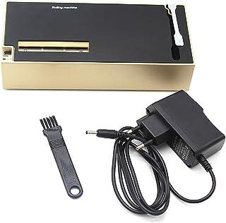 Electric Cigarette Injector Machine Elektrische automatische Zigaretten-Walzmaschine, Tabakhersteller-Walzen-Maschine komm...
