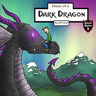 Diary of a Dark Dragon audiobook cover art