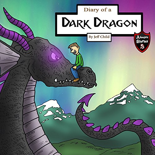 Diary of a Dark Dragon cover art