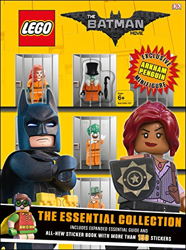 The Lego Batman Movie. The Essential Collection: Includes 2 books, 150 stickers and exclusive Minifigure
