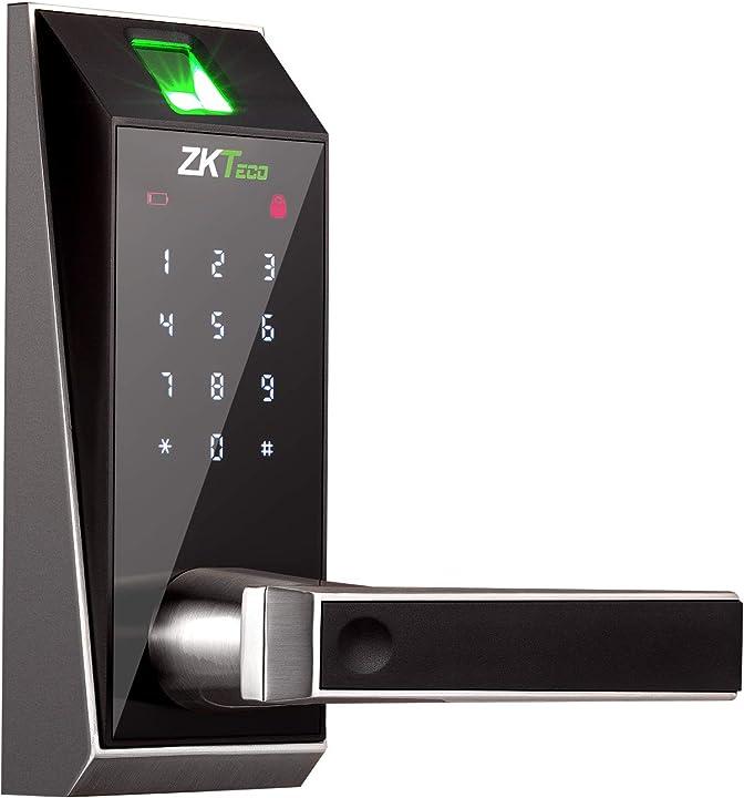 Serratura intelligente biometrica - zkteco al20db