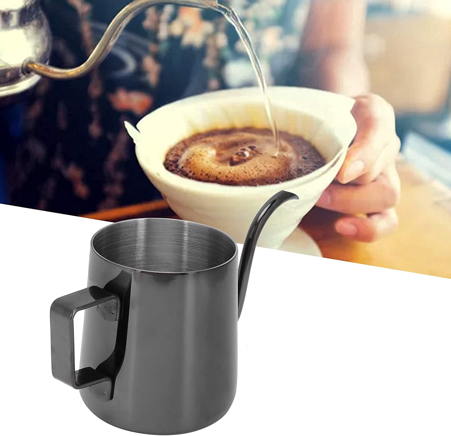 Popular products 01 Coffee Kettle 240ml Home 5 ☆ popular Pot Restaurant for
