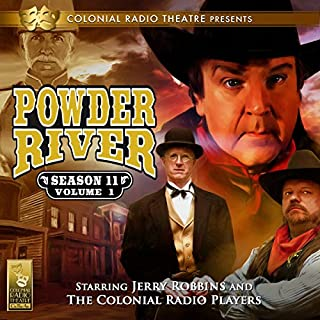 Powder River: Season 11, Vol. 1 cover art