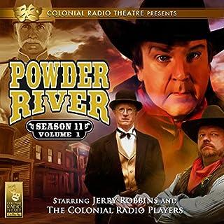 Powder River: Season 11, Vol. 1 audiobook cover art