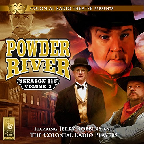 Powder River: Season 11, Vol. 1 audiobook cover art