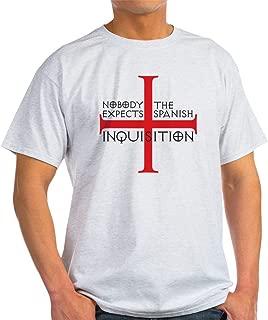 Spanish Inquisition 100% Cotton T-Shirt, White