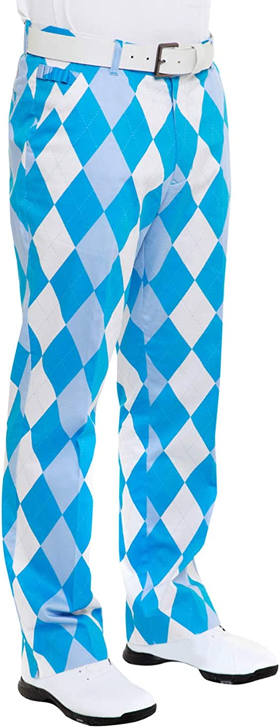 Royal Awesome unisex Men's Golf Pants Max 41% OFF