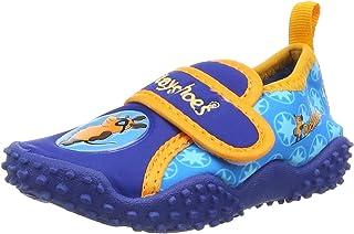 Playshoes Aqua-Schuhe Die Maus pojkar aqua skor musen