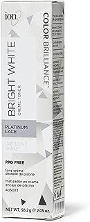 Ion Platinum Lace Creme Toner Platinum Lace