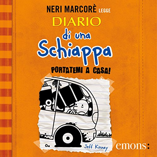 Portatemi a casa audiobook cover art