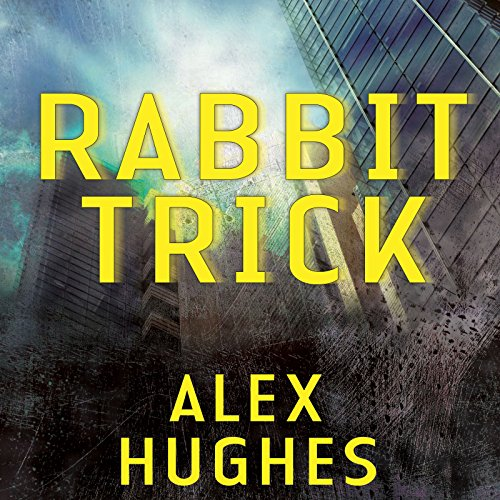 Rabbit Trick audiobook cover art