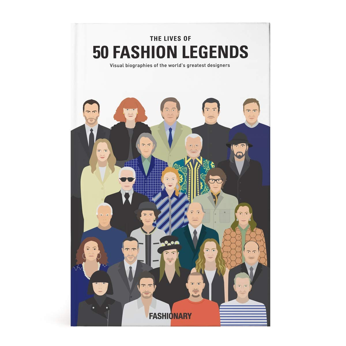 Image OfThe Life Of 50 Fashion Legends