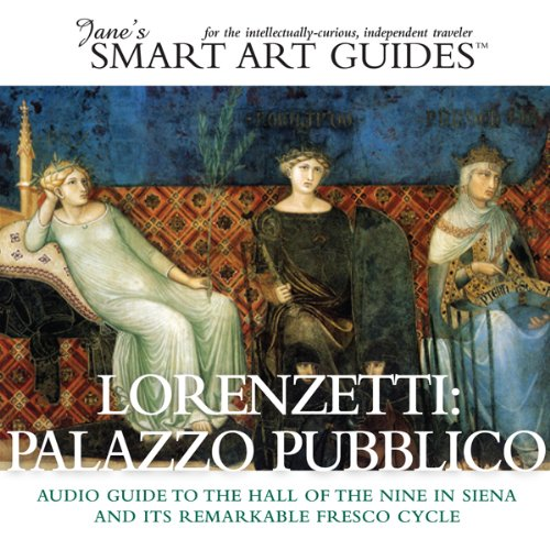 Lorenzetti audiobook cover art