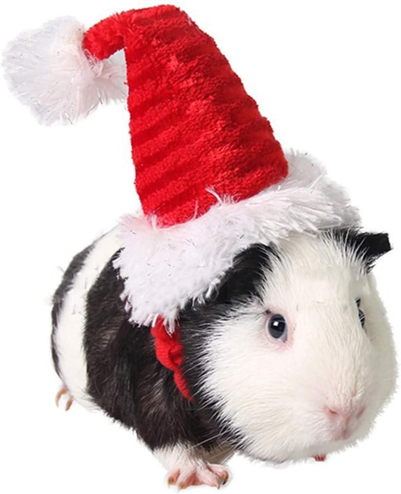 TEAYASON Quality inspection Pet Christmas Hat Adjustable Popularity Animals Small