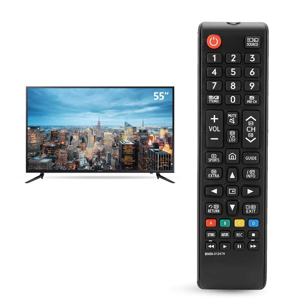 Ideal Control Remoto para Samsung TV,Mando a Distancia para Samsung 3D LCD LED HD TV con Función de Aprendizaje: Amazon.es: Electrónica