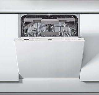 Whirlpool WRIC 3C26 PF Totalmente integrado 14cubiertos A++ lavavajilla - Lavavajillas (Totalmente integrado, Tamaño completo (60 cm), Acero inoxidable, Botones, 1,3 m, 1,5 m)