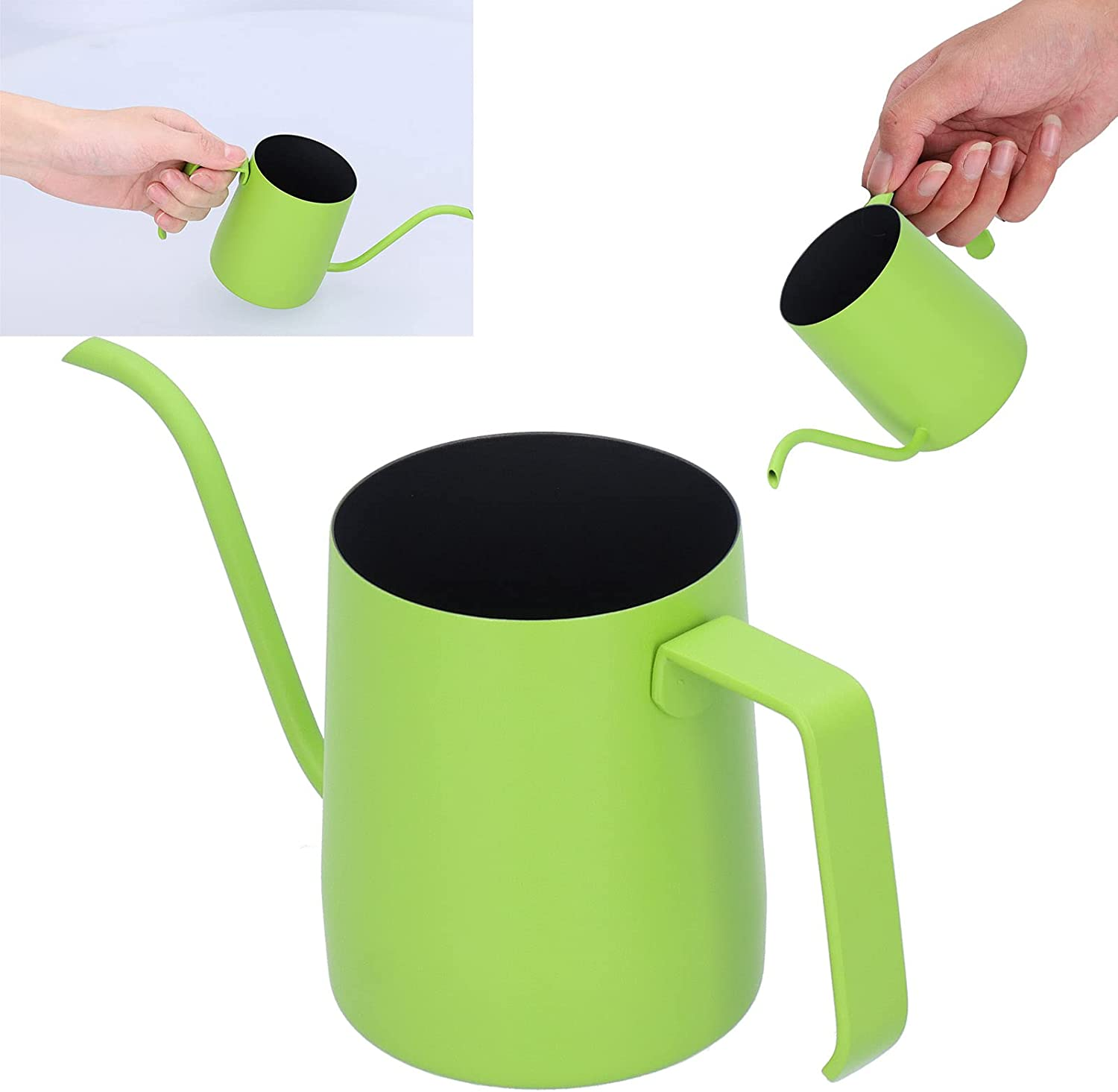 304 Stainless 55% OFF Steel Coffee Fine 4 years warranty Pot Pour Spout