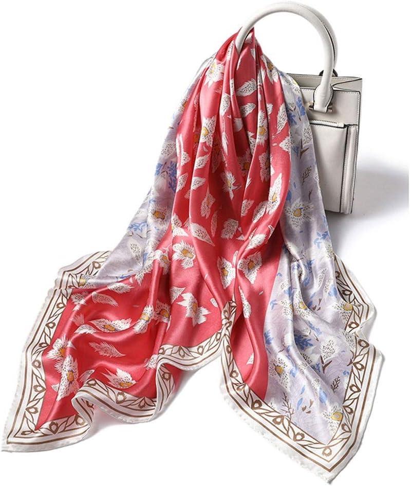 Xuyuanjiashop Summer Fall shopping New sales Scarves Silk Silkworm Shawl Scarf