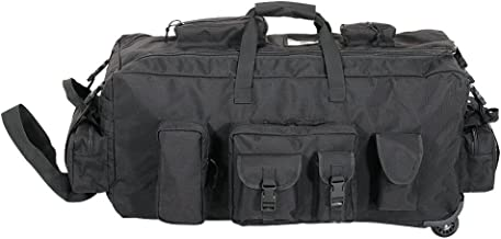 VooDoo Tactical Men's Mojo Load-Out Bag On Wheels
