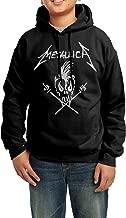 VanIrma Metallica Iconl Braderz Youth Hooded Sweatshirt