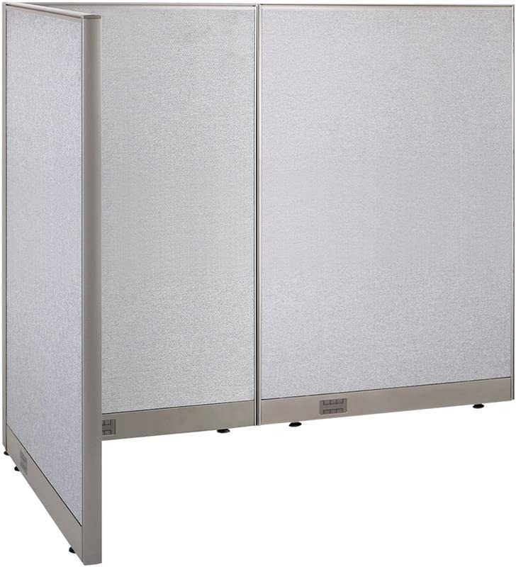 GOF Seasonal Wrap入荷 Freestanding 即日出荷 L Shaped Office Di Fabric Large Partition Room