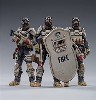 HiPlay JoyToy 1/18 Scale Science-Fiction Action Figures Full Set-Battle for The Stars Series-Free Truism 15th Moon Wolf Fl...