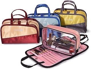 حقيبة تنظيم أدوات التجميل المنزلية لتخزين أدوات السفر للنساء حقيبة مستحضرات التجميل