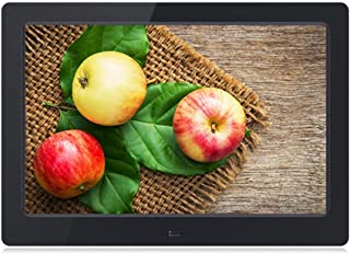 デジタルフォトフレームWiFi10.1インチIPSタッチスクリーン1280x800 16:10FHD IPSディスプレイ-アプリ、電子メール、クラウドを介して瞬時に瞬間を共有デジタルフォトフレーム