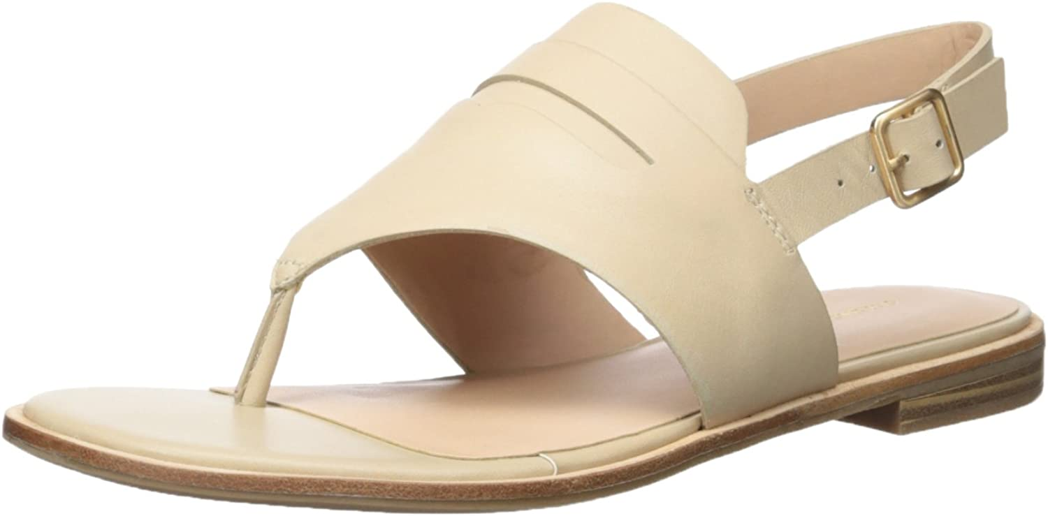 G.H. Bass & Co. Womens Maddie Flat Sandal