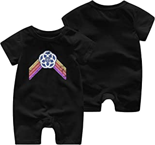 HOUFOUCC Epcot Center - Faded Glory Baby Onesie Organic Short-Sleeve Bodysuit