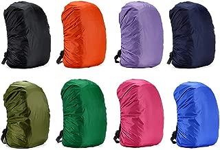 RUNGAO Outdoor Camping Hiking Backpack Pack Tarp Rain Cover Raincoat Raincoat Cover for Backpack