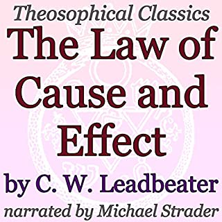The Law of Cause and Effect cover art