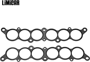 LIMICAR Fuel Injection Plenum Intake Gasket Set MS95899 Compatible with 1995-2004 Toyota Tacoma 2000-2004 Toyota Tundra 1996-2002 Toyota 4Runner 1995-1998 Toyota T100