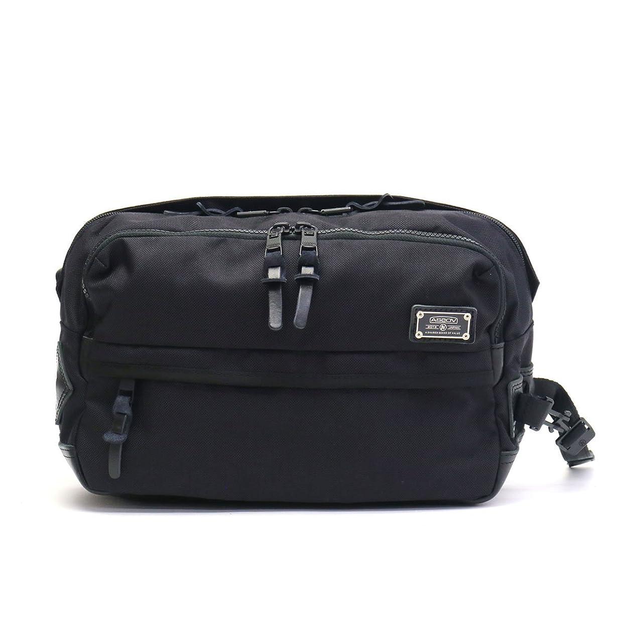 そしてうめきダンプ[アッソブ]AS2OV EXCLUSIVE BALLISTIC NYLON BODY BAG ボディバッグ 061318