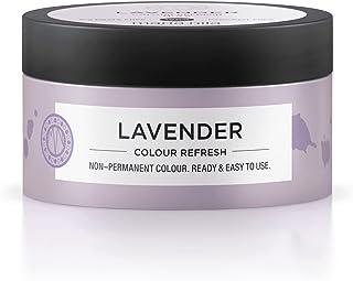 Maria Nila Colour Refresh Lavender 100 ml - En Vårdande Färgbomb som Innehåller Tillfälliga Färgpigment som Snabbt Fräscha...