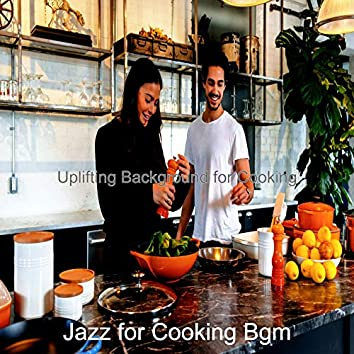 Uplifting Background for Cooking
