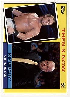 2015 Topps Heritage WWE Then and Now #16 Joey Mercury