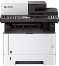 Kyocera 1102S32US0 ECOSYS M2040dn Black and White Laser Printer; 42 PPM; Print, Scan, Copy; Resolution 600 x 600 DPI, Up To Fine 1200 DPI; Print Rate: Standard 350 Sheets