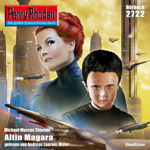Altin Magara (Perry Rhodan 2722) Titelbild