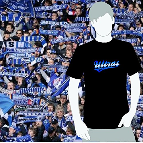 World of Football T-Shirt Ultras Hamburg - 152