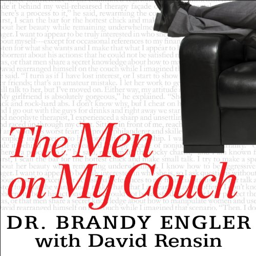 The Men on My Couch audiobook cover art