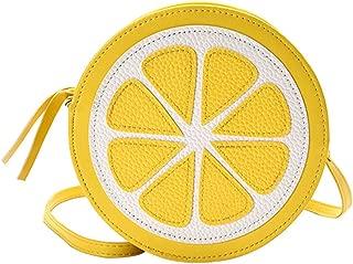 Cute Women Girls Fruit Shoulder Bag Tote Purse Mini Crossbody Bags Handbag
