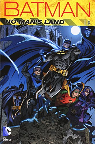 Batman No Mans Land TP Vol 03 New Edition by Paul Gulacy (Artist), Various (Artist, Author), Chuck Dixon (3-Aug-2012) Paperback