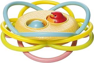 Manhattan Toy Birdie Hide-N-Seek Baby Teething and Sound Activity Toy