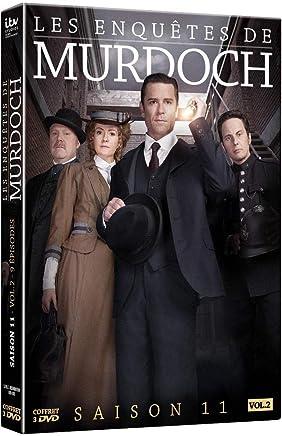 Les Enquêtes de Murdoch - Intégrale saison 11 - Vol. 2